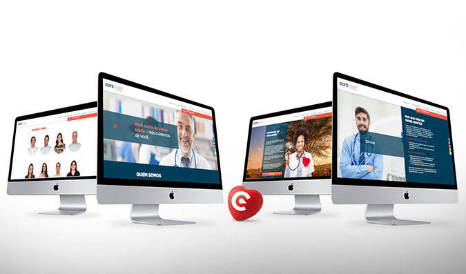Desenvolvimento de site para contabilidade e estratégia de Inbound