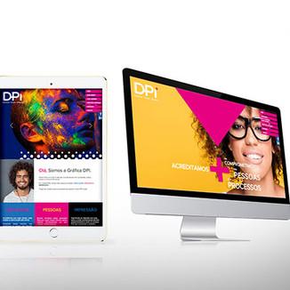 site gráfica DPI