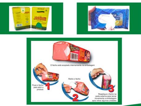 Com foco na sustentabilidade o Fecho Resselável é a nova tendência para embalagens