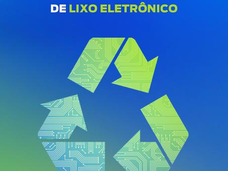 Solufil faz parceria para descarte correto de lixo eletrônico