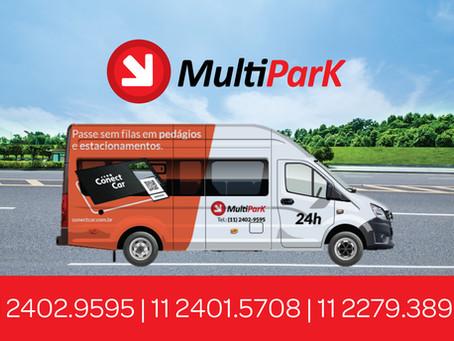 ConectCar e MultiPark muito mais comodidade e agilidade para você.