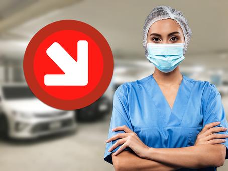Estacionamento em hospitais: garantindo a tranquilidade que você merece!