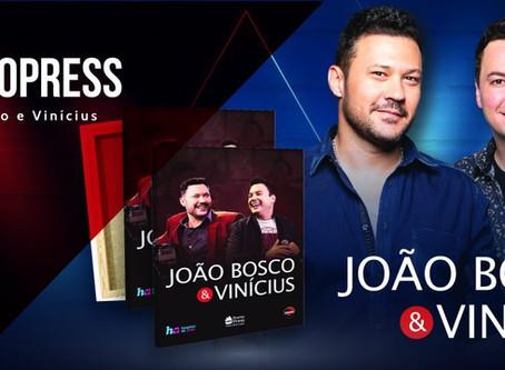 Promopress e João Bosco e Vinícius