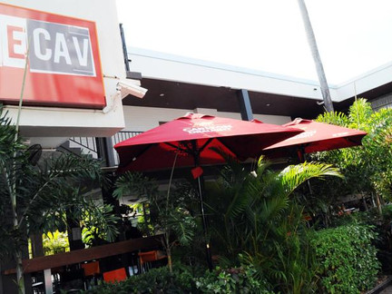 "EXPERIENCE AUTHENTIC DARWIN: THE ""CAV"" CAVENAGH"