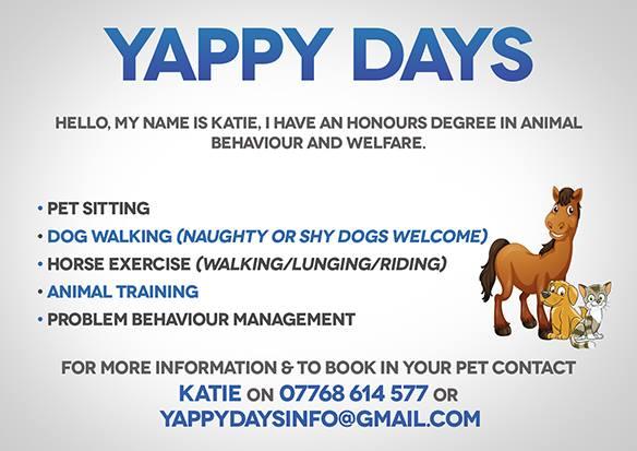 Yappy Days!
