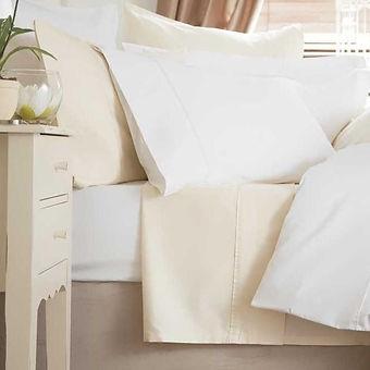 Egyptian Cotton Percale Sheets