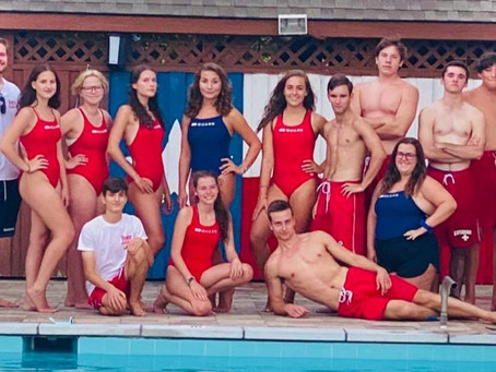 The Texas Pool is now hiring summer lifeguards