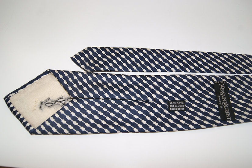 Cravate Yves Saint Laurent