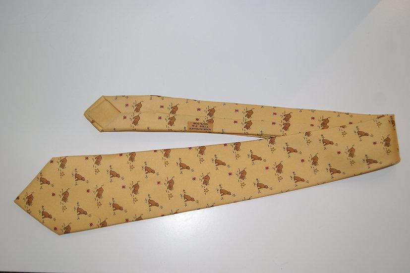 Cravate hermes
