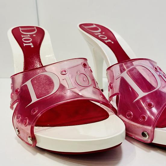 Sandales à talons Dior 38,5