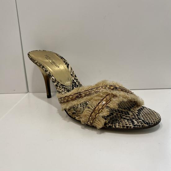 Mules Dolce & Gabbana 39