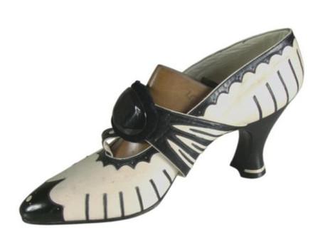 Histoire de la chaussure : 3