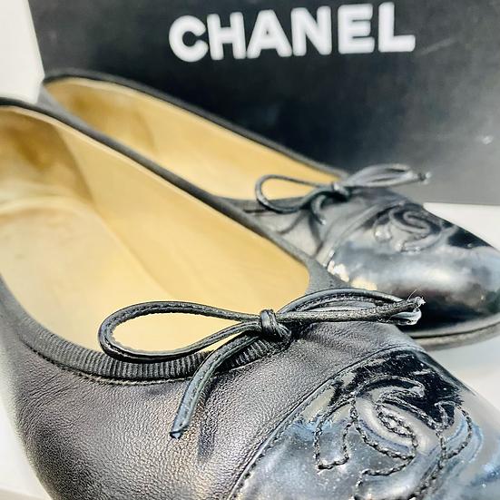 Ballerines Chanel 38
