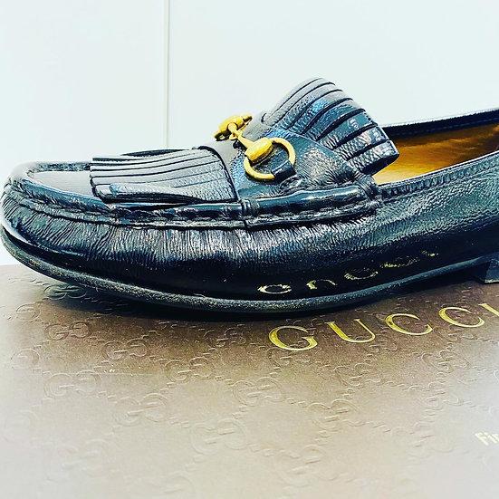 Mocassins Gucci 38,5