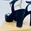 Thumbnail: Sandales à talons Unisa 39