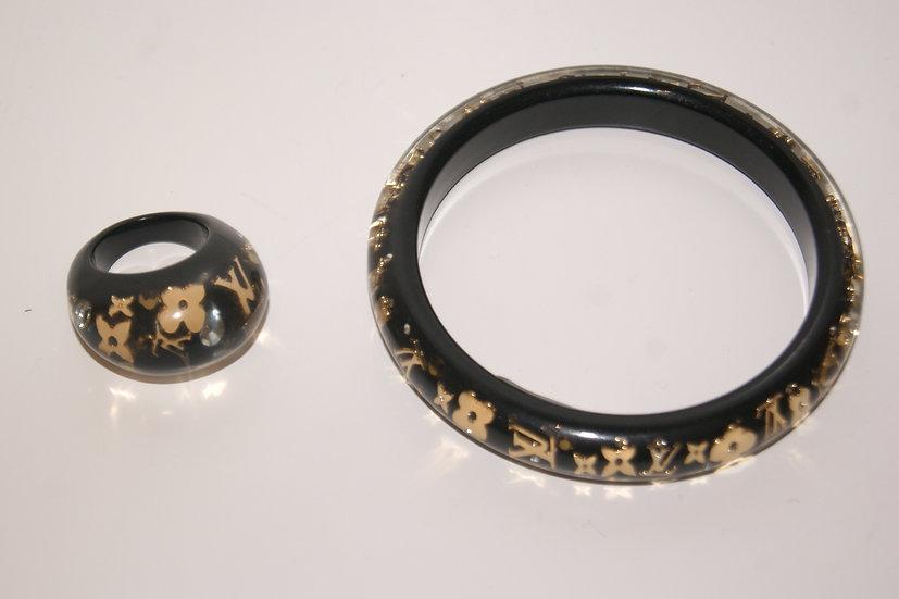 Bracelet et Bague Louis Vuitton