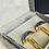 Thumbnail: Boutons de manchettes Lalique