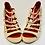Thumbnail: Sandales à talons Cesare Paciotti 37