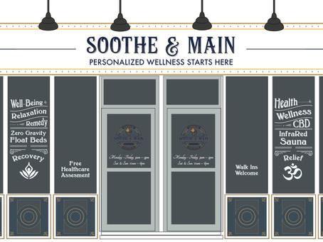 Introducing Soothe - Main Retail Stores, Available for License