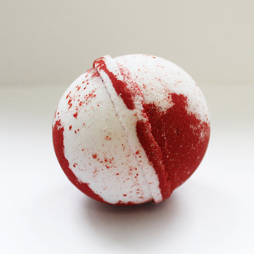 """Paint the Town Red"" Bath Bomb Single"