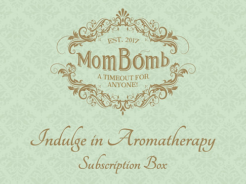 """""""Indulge in Aromatherapy"""" Subscription Box"""