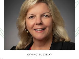 #MyGivingStory Series: Chapter 2 - Our President & CEO Karen Dumond