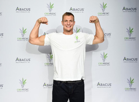 All the Rage: CBD use in the Sports Industry