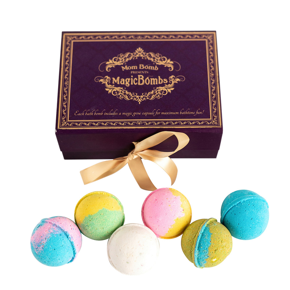 Mom Bomb Magic Bomb on Mommies Review's Christmas Gift Guide