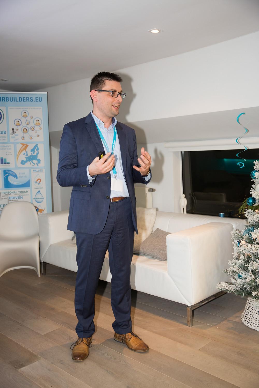 Robby De Caluwé, OpenVLD burgemeester van Moerbeke