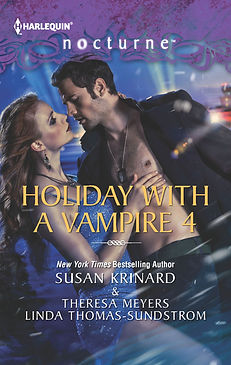 Holiday with a Vampire 4 by Theresa Meyers