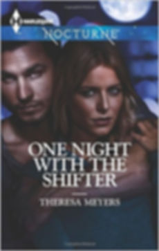 One Night with the Shifter by Theresa Meyers