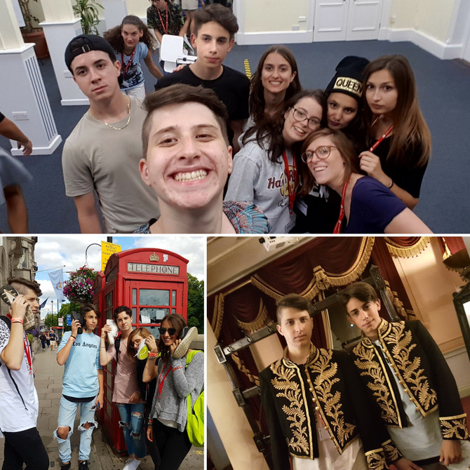 DAY 4 - It's London Time
