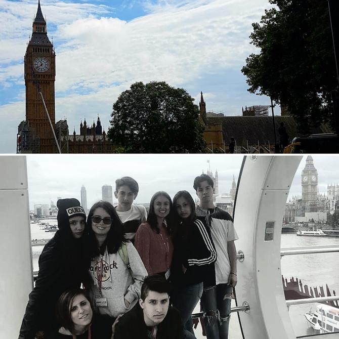 DAY 7 - It's London...Eye!