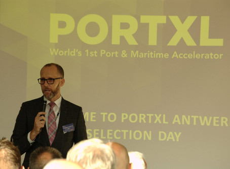 Xetal selected for the PortXL program in Antwerp