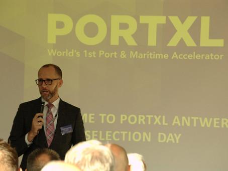 Xetal selected for the PortXL program in Antwerp