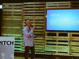 Xetal at the Websummit 2014