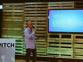 Xetal at the Websummit 2014