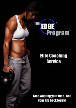 Elite one to one Edge program for getting ripped
