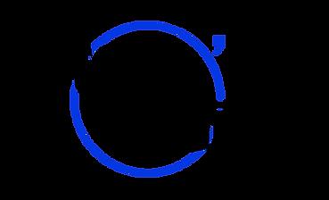 Steve logo black blue.png