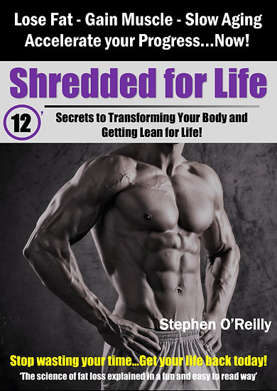 Shredded for Life - eBook version