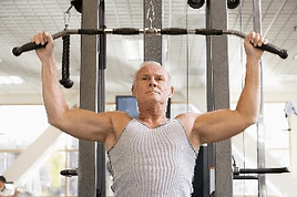 Edge Program secrets for gym strength in old age