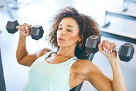 Getting strong leads to desire for more exercise