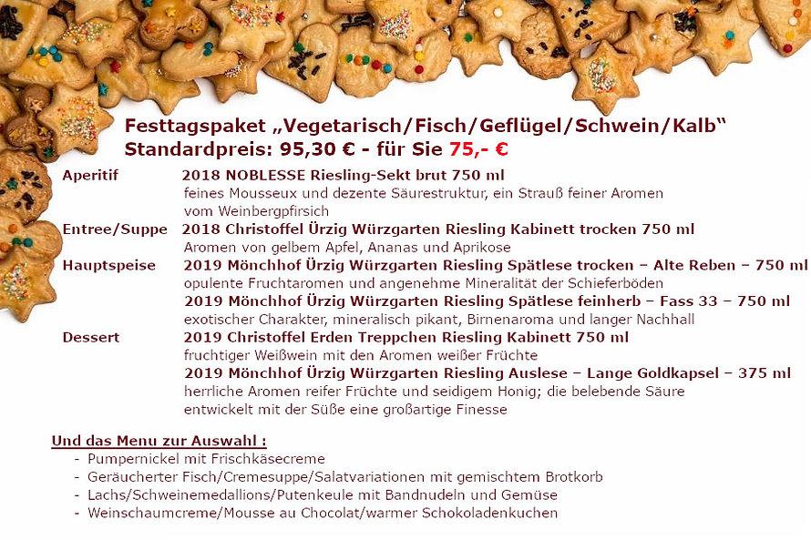 Vegetarisch helles Fleisch und Border mi