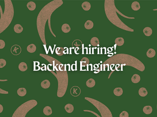 Vacante: Back-end Engineer