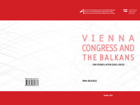 Geopolitical genesis of international public agenda as an impact of the Vienna Congress