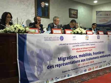 La loi immigration et la représentation de la communauté des migrants dans la presse française