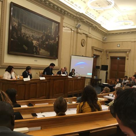 Journé d'études sur l'immigration à l'Assemblée nationale