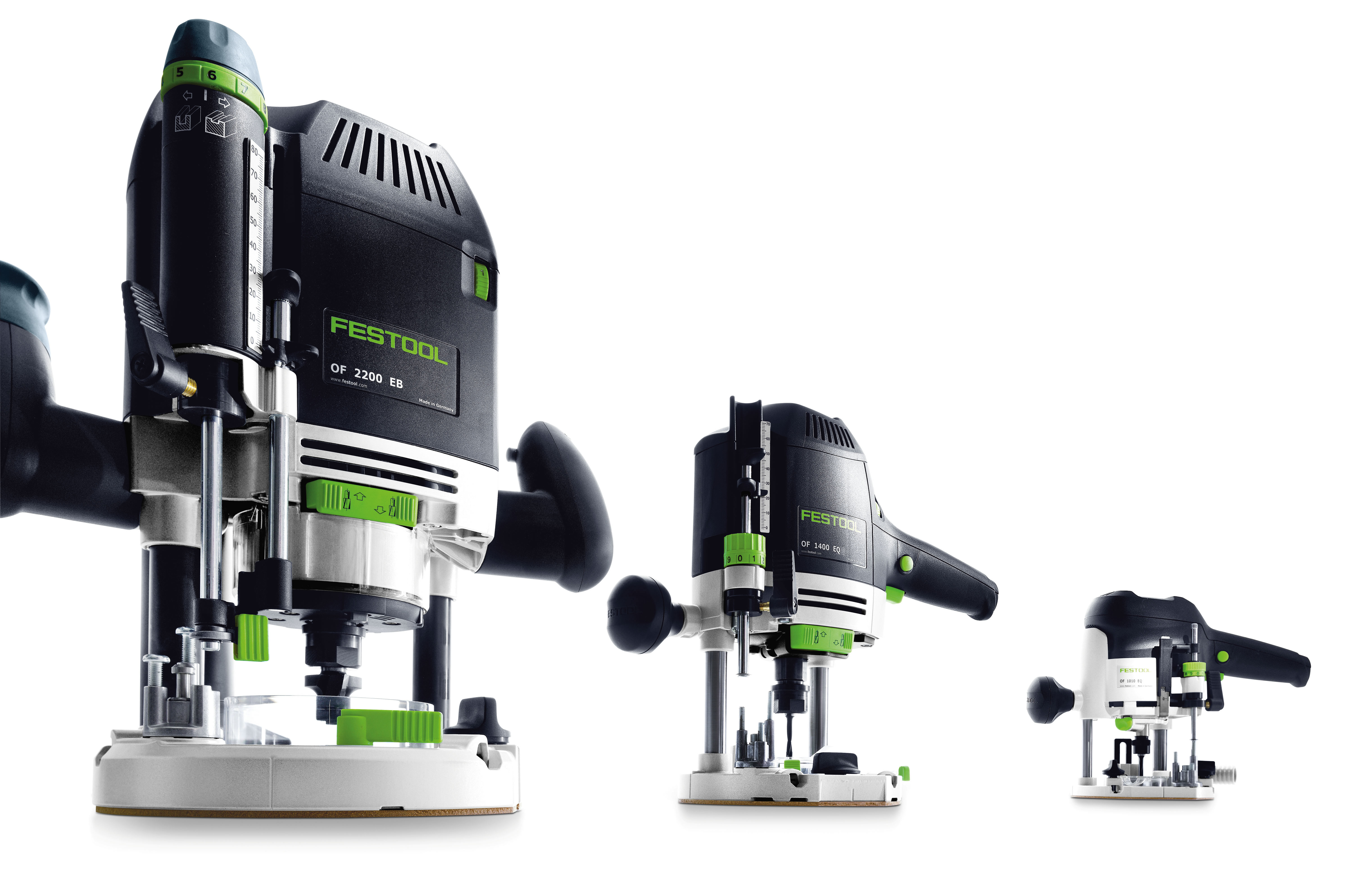 Festool Router Family