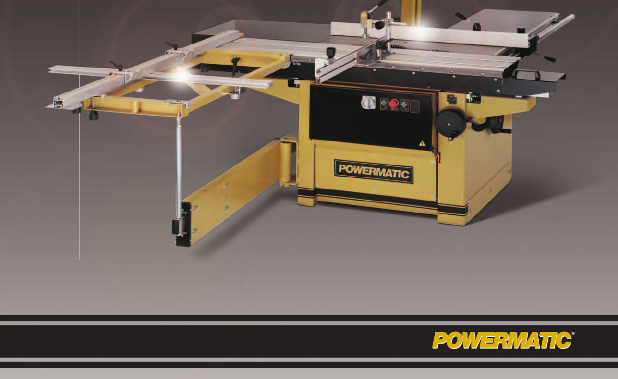 Powermatic Felder Tablesaw