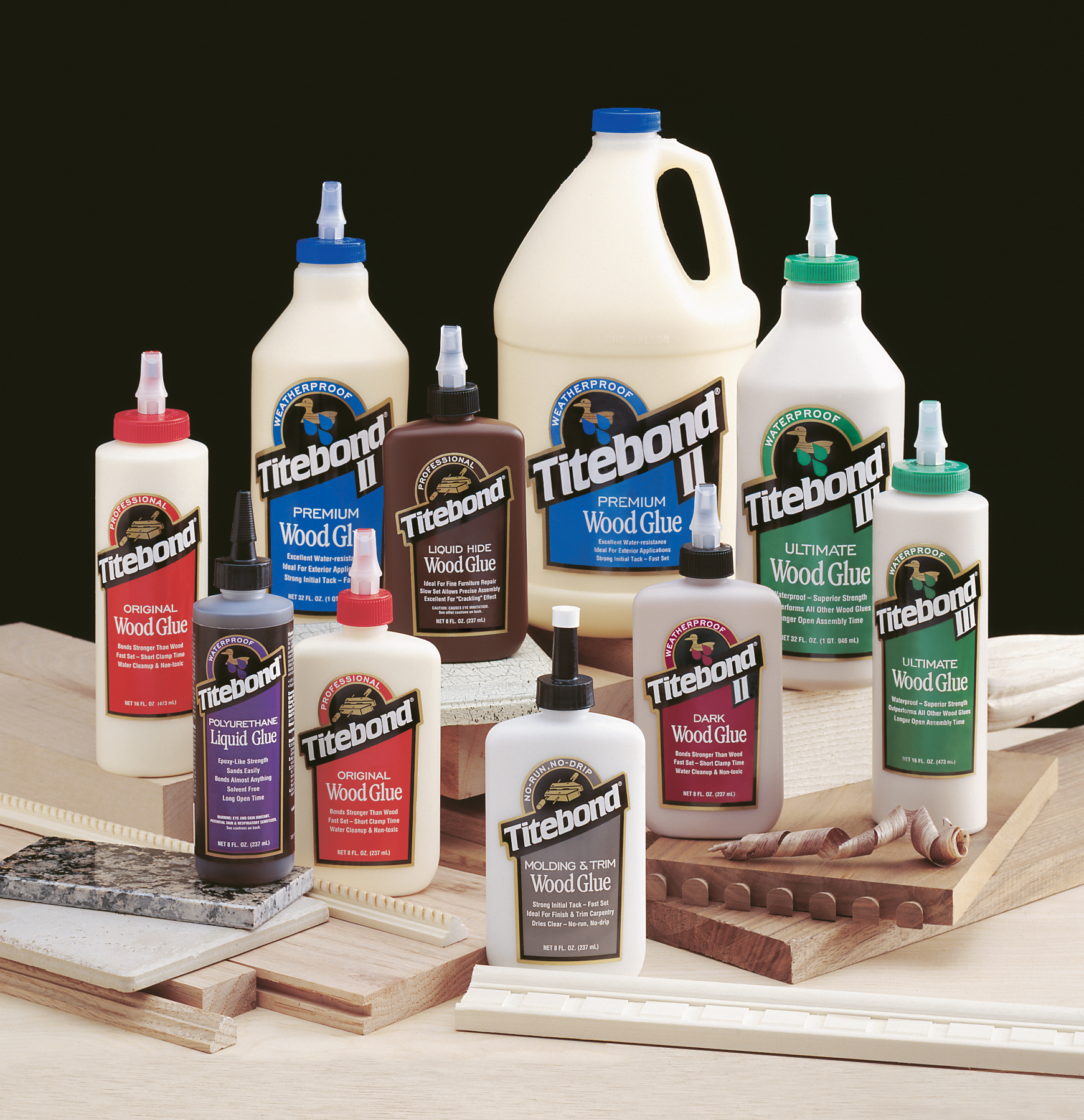 Wood Glue/ Bonding chemicals